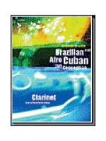 Brazilian and Afro Cuban Jazz Conception Sheet Music