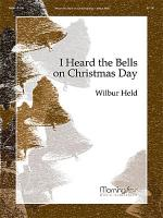 I Heard the Bells on Christmas Day Sheet Music