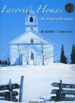 Favorite Hymns for Fingerstyle Guitar (Book/CD) Sheet Music