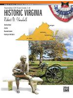 Historic Virginia Sheet Music
