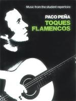 Toques Flamencos (Book Only) Sheet Music