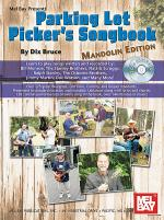Parking Lot Picker's Songbook - Mandolin Edition Book/2-CD Set Sheet Music