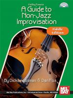 A Guide To Non-Jazz Improvisation - Fiddle Edition Book/CD Set Sheet Music