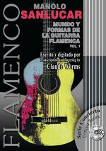 World of the Flamenco Guitar and It's Forms, Vol. 1 Book/CD Set Sheet Music