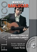 World of the Flamenco Guitar and It's Forms, Vol. 2 Book/CD Set Sheet Music