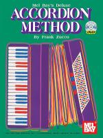 Deluxe Accordion Method Book/DVD Set Sheet Music