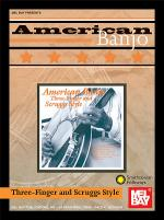 American Banjo: Three-Finger and Scruggs Style Sheet Music