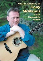 Guitar Artistry of Tony McManus, Celtic Fingerstyle Guitar DVD Sheet Music