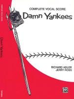 Damn Yankees (Vocal Score) Sheet Music