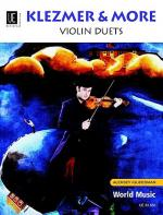 Klezmer Violin Duets Sheet Music