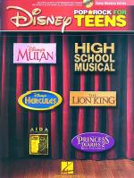 Disney Pop/Rock for Teens Sheet Music