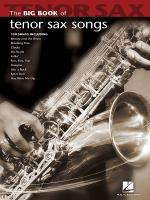 Big Book of Tenor Sax Songs Sheet Music
