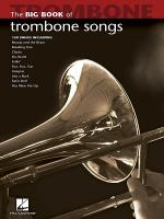 Big Book of Trombone Songs Sheet Music