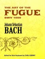 The Art of the Fugue, BWV1080 Sheet Music