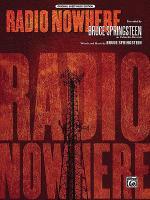 Radio Nowhere Sheet Music