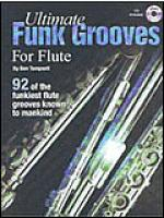 Ultimate Funk Grooves for Flute Sheet Music