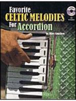 Favorite Celtic Melodies for Accordion Sheet Music