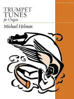 Trumpet Tunes on Hymns for Organ Sheet Music