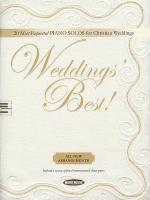 Weddings' Best Sheet Music
