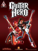Guitar Hero Sheet Music