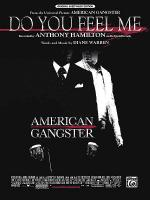 Do You Feel Me (from the motion picture American Gangster) Sheet Music