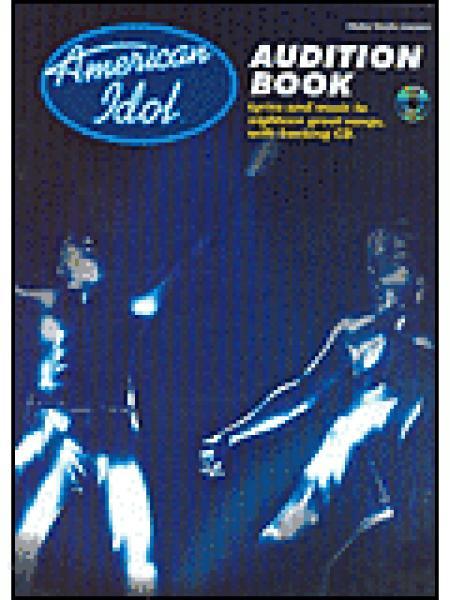 American Idol Audition Book Sheet Music