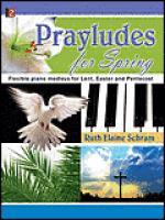 Prayludes for Spring Sheet Music