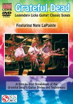 Grateful Dead Legendary Licks - Classic Songs Sheet Music