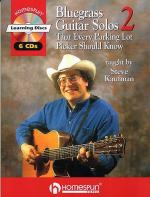 Bluegrass Guitar Solos (Series 2) Sheet Music