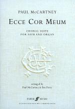 Ecce Cor Meum (Choral Suite) Sheet Music