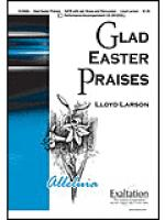 Glad Easter Praises Sheet Music