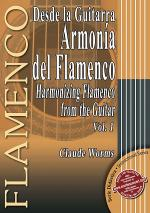 Harmonizing the Flamenco from the Guitar Sheet Music