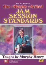 Jam Session Standards DVD Sheet Music