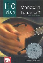 110 Irish Mandolin Tunes, Volume 1 Book/CD Set Sheet Music