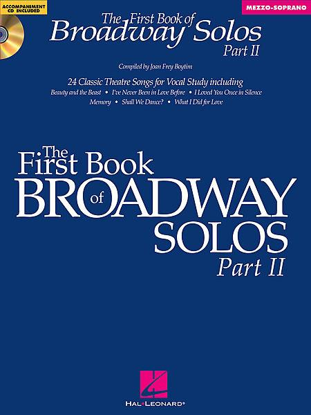 The First Book of Broadway Solos - Part II Sheet Music