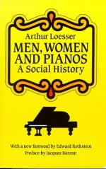 Men, Women And Pianos: A Social History Sheet Music