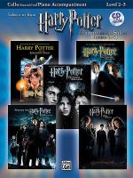Harry Potter, Instrumental Solos for Strings (Movies 1-5) Sheet Music