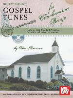 Gospel Tunes for Clawhammer Banjo Book/CD Set Sheet Music