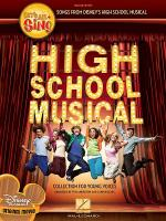 Let's All Sing Songs from Disney's High School Musical Sheet Music