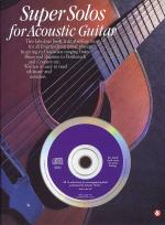 Super Solos For Acoustic Guitar Sheet Music