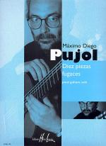 Piezas fugaces (10) Sheet Music