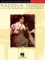 Piazzolla Tangos Sheet Music
