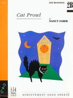 Cat Prowl Sheet Music