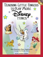 Teaching Little Fingers to Play More Disney Tunes Sheet Music