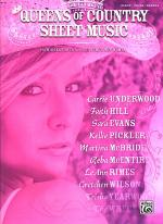 The Queens of Country Sheet Music Sheet Music