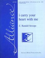 I Carry Your Heart With Me Sheet Music