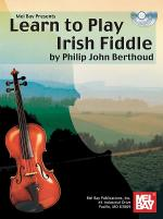 Learn to Play Irish Fiddle Book/2-CD Set Book/2-CD Set Sheet Music