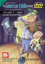 The American Fiddle Method, Volume 2 - Fiddle DVD Sheet Music