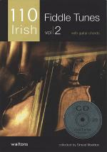 110 Irish Fiddle Tunes, Volume 2 Book/CD Set Sheet Music