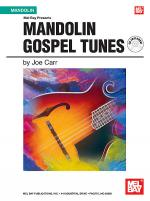 Mandolin Gospel Tunes Book/CD Set Sheet Music